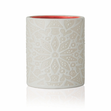 Thymes Gingerbread Ceramic Candle