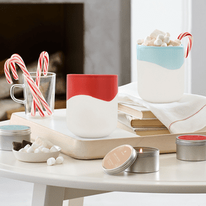 Thymes Hot Cocoa Fragrance Collection