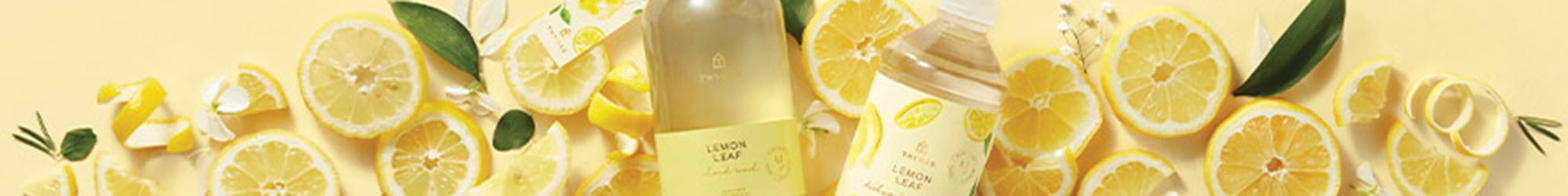 Thymes Lemon Leaf Fragrance