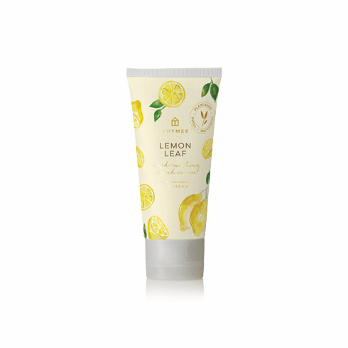 Thymes Lemon Leaf Hand Cream 2.5 fl oz