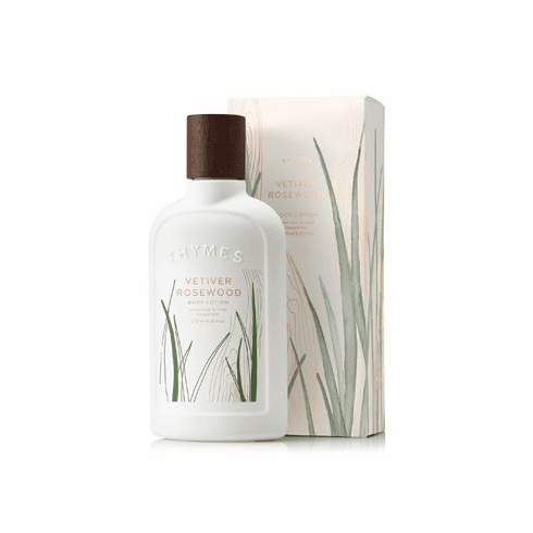 Thymes Vetiver Rosewood Body Lotion