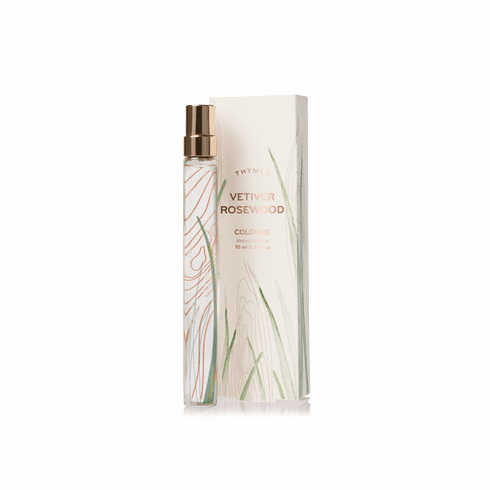 Thymes Vetiver Rosewood Cologne Spray Pen 0.3 fl oz