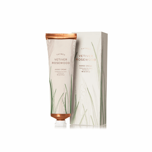 Thymes Vetiver Rosewood Hand Cream 3.4 oz