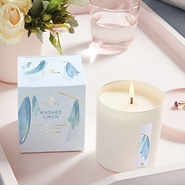 Thymes Washed Linen Fragrance Collection
