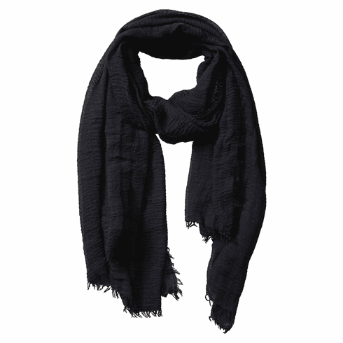 Tickled Pink Insect Shield Scarf - Black