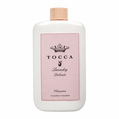 Tocca Cleopatra Laundry Delicate - 8oz Grapefruit Cucumber Fine Fabric Wash