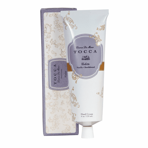 Tocca Colette 4oz Boxed Hand Cream