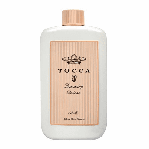 Tocca Stella Laundry Delicate - 8oz Italian Blood Orange Fine Fabric Wash