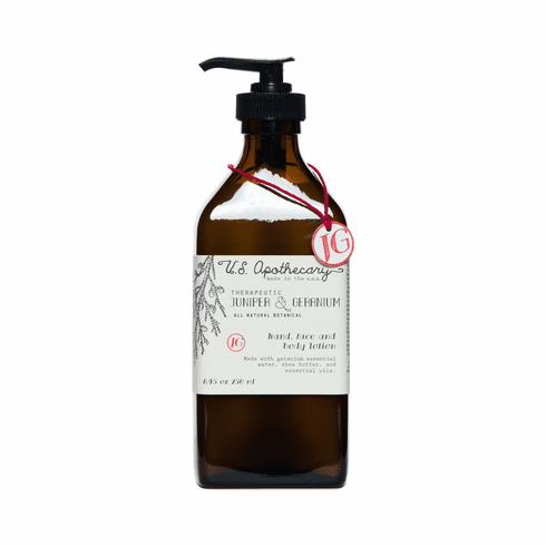 US Apothecary Hand & Body Lotion - Juniper & Geranium