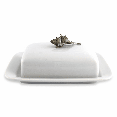 Vagabond House Butter Dish - Shell
