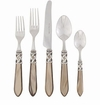 Vietri Aladdin Antique Taupe Flatware