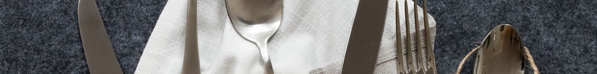Vietri Aladdin Brilliant Clear Flatware