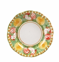 "Vietri Campagna Gallina Rooster 8"" D Salad Plate"