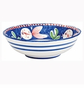 Vietri Campagna Pesce (Fish) Large Serving Bowl
