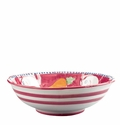 "Vietri Campagna Porco Pig 12"" Large Serving Bowl"