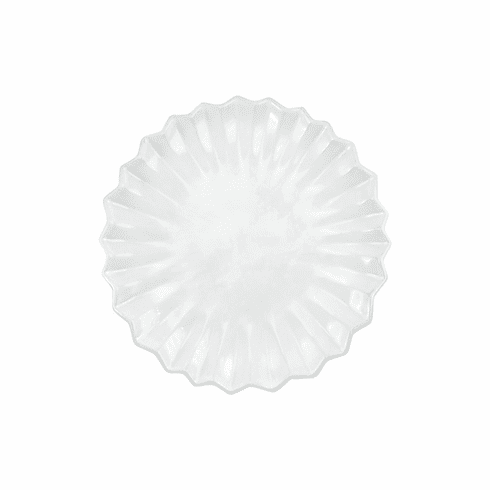 VIETRI Incanto Pleated American Dinner Plate