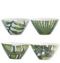 Vietri Into the Jungle Assorted Cereal Bowls � Set of 4