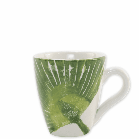 Vietri Into the Jungle Palm Leaf Mug