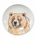 Vietri Into the Woods Bear Pasta Bowl