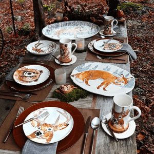 Vietri Into the Woods Dinnerware Collection