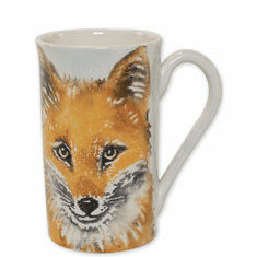 Vietri Into the Woods Fox Mug