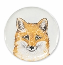 Vietri Into the Woods Fox Salad Plate