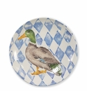 Vietri Into the Woods Mallard Medium Bowl