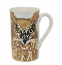 Vietri Into the Woods Owl Mug