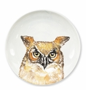 Vietri Into the Woods Owl Pasta Bowl