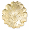Vietri Moon Glass Leaf Platter