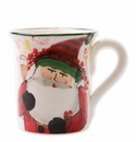 Vietri Old St. Nick 2018 Limited Edition Mug