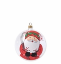 Vietri Old St. Nick Golfing Ornament