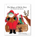Vietri Old St. Nick The Magic of Old St. Nick: The Adventure Begins