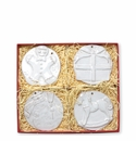 Vietri Ornaments Assorted Holiday Ornaments