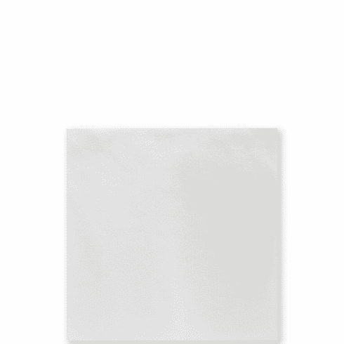 Vietri Papersoft Napkins Bianco Solid Cocktail Napkins (Pack of 20)
