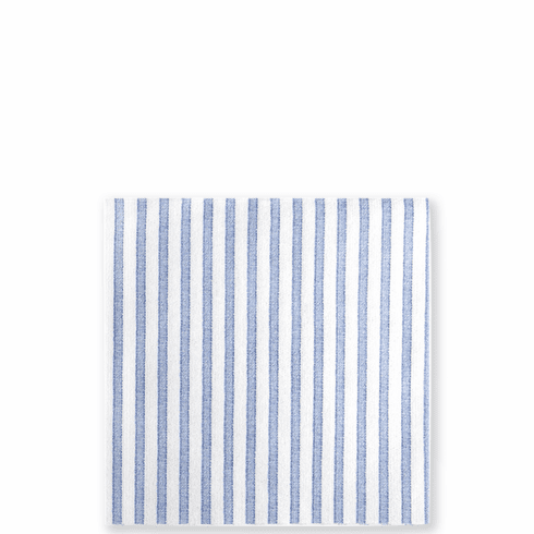 Vietri Papersoft Napkins Capri Blue Cocktail Napkins (Pack of 20)
