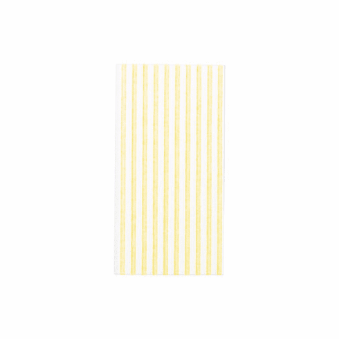 VIETRI Papersoft Napkins Capri Yellow Guest Towels (Pack of 20)