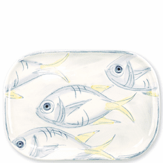 Vietri Pescatore Medium Rectangular Platter