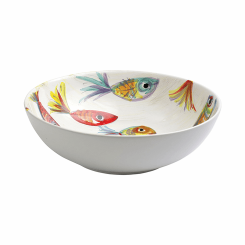 VIETRI Pesci Colorati Deep Bowl