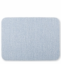 Vietri Reversible Placemats Blue and Gray Rectangular Placemat