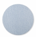 Vietri Reversible Placemats Blue and Gray Round Placemat