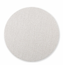 Vietri Reversible Placemats Light Gray and Brown Round Placemat