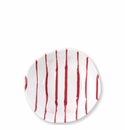 Vietri Stripe Red Berry Bowl