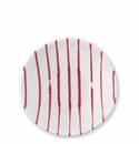 Vietri Stripe Red Cereal Bowl