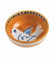 Vietri Campagna Uccello (Bird) Olive Oil Bowl