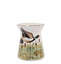 Vietri Wildlife Mallard Utensil Holder