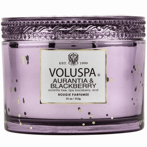 Voluspa Aurantia & Blackberry Fragrance Collection