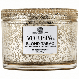 Voluspa Blond Tabac Fragrance Collection