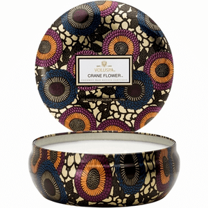 Voluspa Crane Flower Fragrance Collection