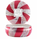 Voluspa Crushed Candy Cane Fragrance Collection